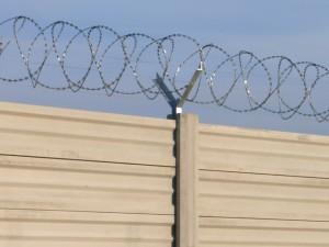 TRbeton Betónový plot