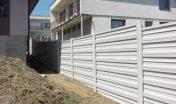 Betónové ploty TR beton sú často využívané v súčasnosti pri radových výstavbách nových domov,