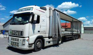 Spolupracujeme s viacerými autodopravcami, ktorí zabezpečia dopravu materiálu až k vám